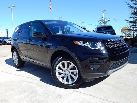 New 2017 Land Rover Discovery Sport SE Package 4WD