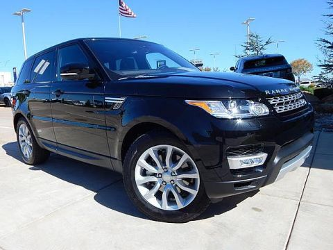 New 2016 Land Rover Range Rover Sport 3.0L V6 Turbocharged Diesel HSE Td6 4WD