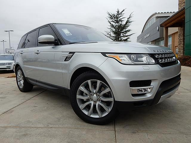 2017 Land Rover Range Rover 3.0 L V6 Supercharged >> New 2017 Land Rover Range Rover Sport 3.0L V6 Supercharged HSE SUV in Oklahoma City #HA129403 ...